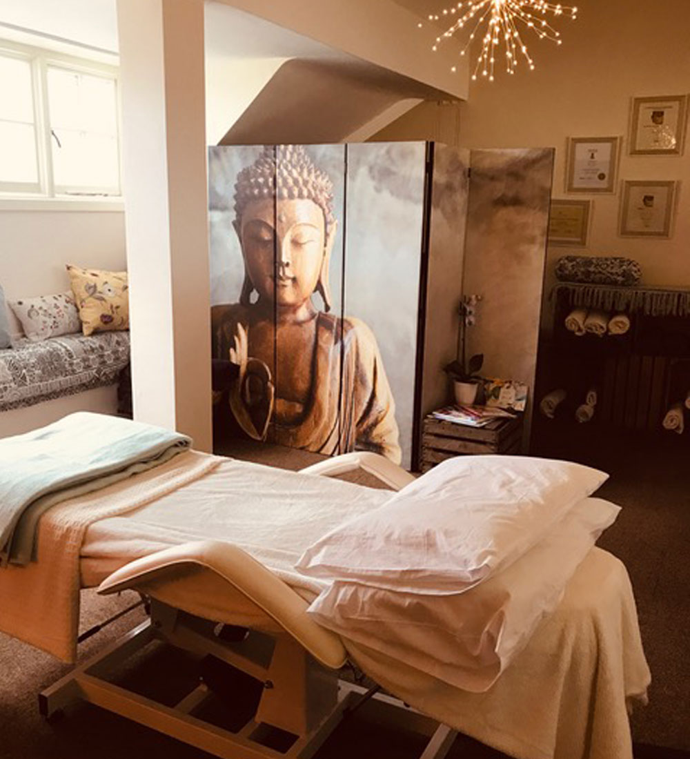 Barefoot Soul Treatment Room